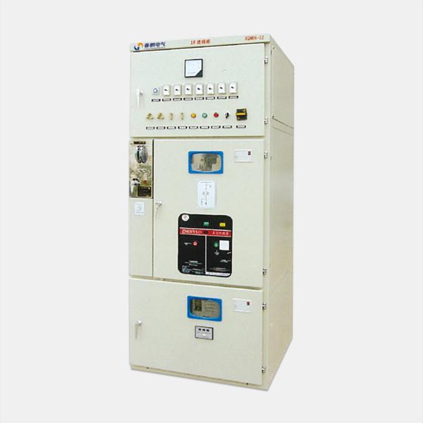 XGN66-12型 箱式固定式交流金屬封閉開關設備