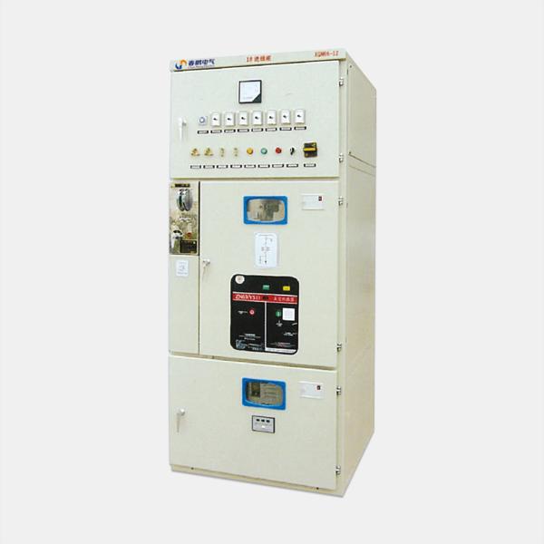 KYN28-12(GZS1-12Z) 鎧裝中置式金屬封閉開關設備