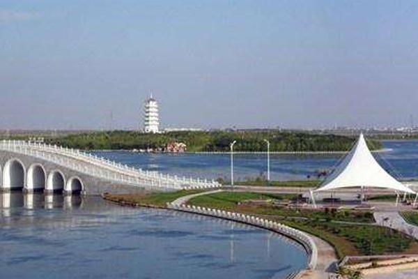 民豐湖景觀提升工程配電室項目
