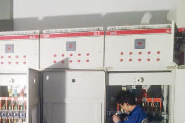 墾利三合化工配電項目